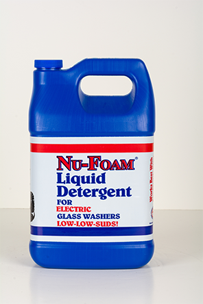 low low suds liquid detergent