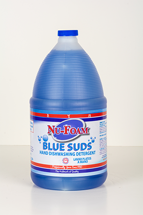 Blue Suds Hand Washing Detergent