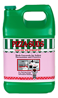 Pizza Suds liquid Detergent