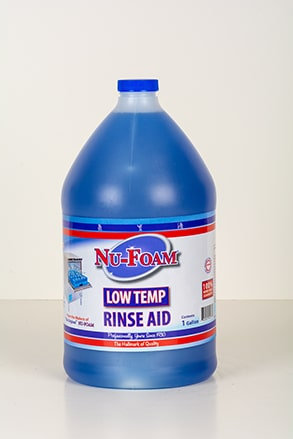 Nu-Foam Low temp rinse aid